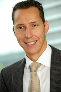 Uwe Volk (48) ist seit 1. Juni 2019 Finanzvorstand der Bauking AG, Iserlohn. Foto: BAUKING AG