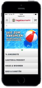 Baumarkt Direkt verzeichnet ein rasantes Wachstum im Mobile Commerce.