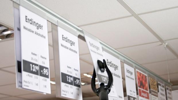 K-D Hermann GmbH, contact Auszeichnungssysteme, Abhängesystem Pick&Change