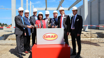 Graf investiert mehr als 30 Mio. € in Kompetenzzentrum Rohstoffe