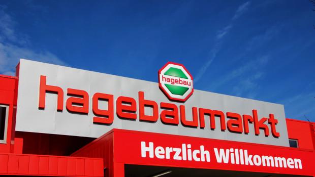 Auch für 2018 weist die Vertriebslinie Hagebaumarkt ein Umsatzplus aus.