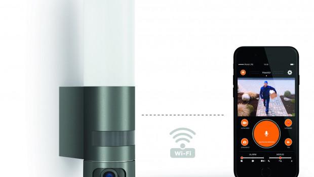 Kamera-Sensorleuchte, Steinel, Cam light