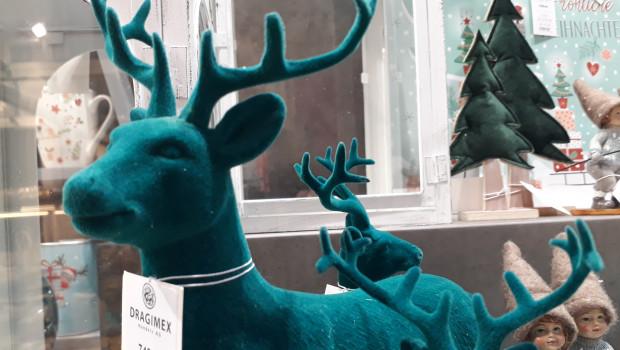 2022 soll sie wieder live da sein: die Christmasworld.