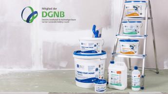 Baubedarfsspezialist Helske Energy Save ist neues Mitglied im DGNB