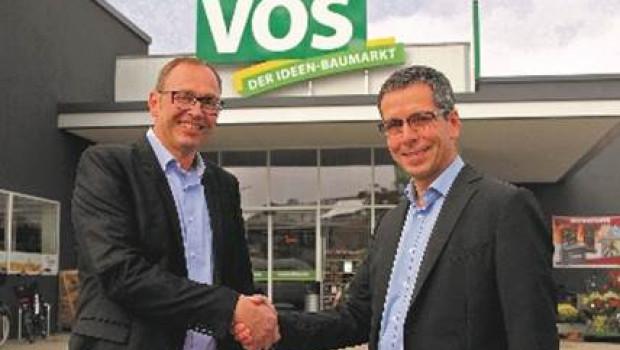 Werner Kersjes (l.) und Georg Vos freuen sich auf die Zusammenarbeit innerhalb der Geschäftsführung.