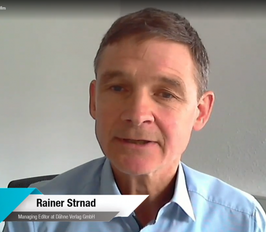 ... diy-Redakteur Rainer Strnad.