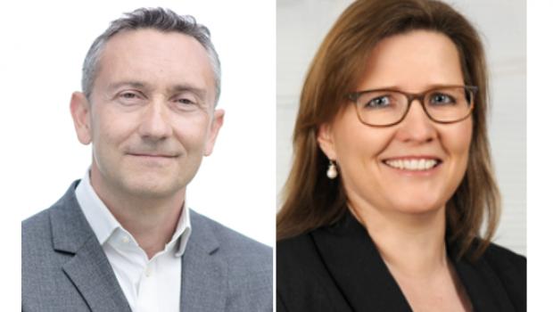 Laurent Davier leitet künftig das Marketing von SBM Life Science in Europa. Für dsa Marketing in der DACH-Region ist Almut Niederfeld verantwortlich.