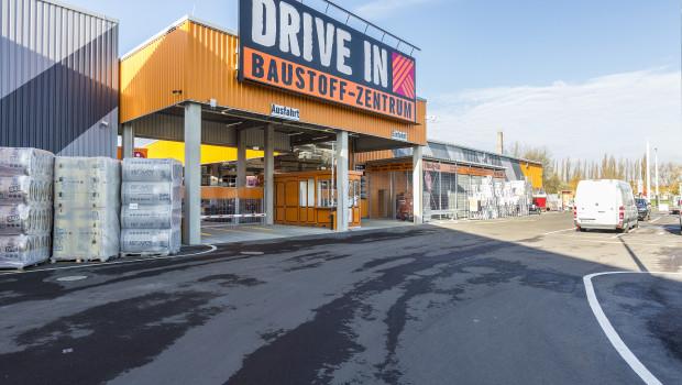 Der neueste Hornbach steht in Halle an der Saale.