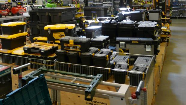 Ein Umsatzplus von real 2,4 Prozent im ersten Halbjahr hat Destatis für den Baumarkthandel ermittelt.