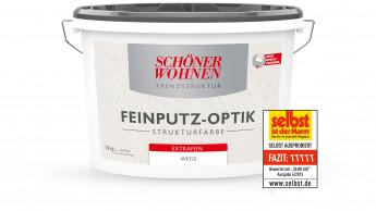 "Feinputz-Optik ""sehr gut"""