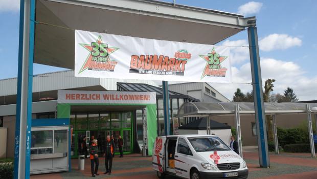 Rund 1.500 Gäste kamen gestern zur 35-Jahr-Feier der Globus Baumärkte nach Saarbrücken.