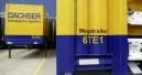 Dachser fährt künftig mit Megatrailern