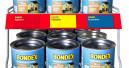 Dauerschutz-Farbe in vier neuen Farbtönen