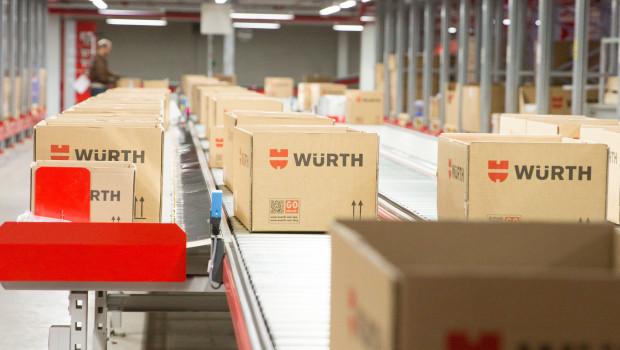 Die Würth-Gruppe verzeichnet 2017 gemäß vorläufigem Jahresabschluss einen neuen Umsatzrekord.