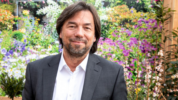 """""""Wir haben unser Ziel um das Sechsfache übertroffen"""": Bellaflora-Geschäftsführer Franz Koll."""