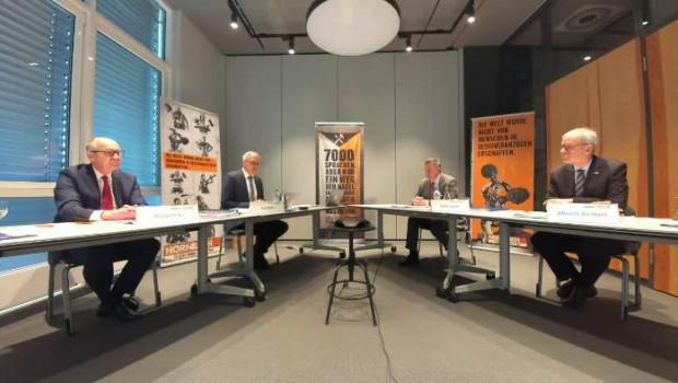 Die heutige Jahresbilanzpressekonferenz von Hornbach fand zum ersten Mal virtuell statt.