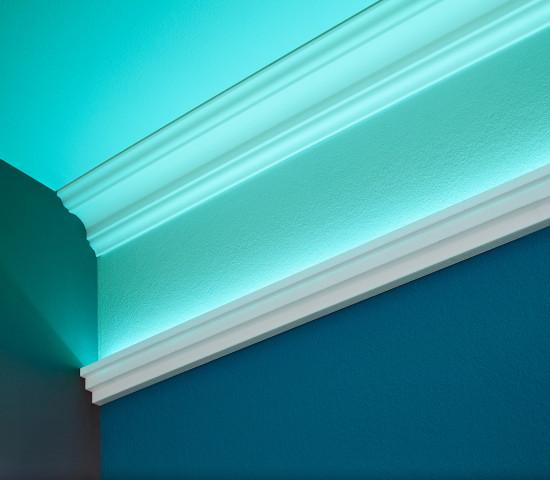 Lichtleiste für LED-Stripes