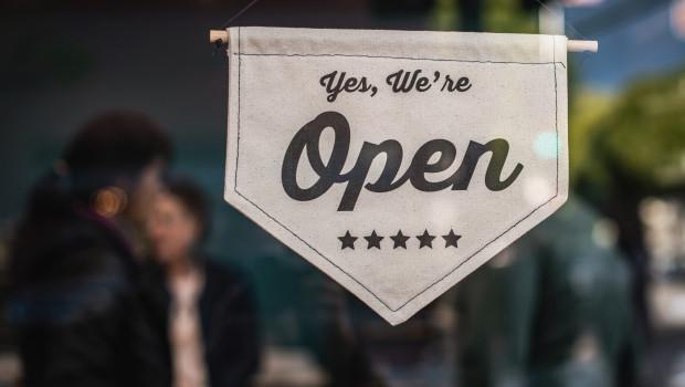Die Öffnung des Handels Anfang März hat dem Konsumklima einen kurzfristigen Anstieg beschert.