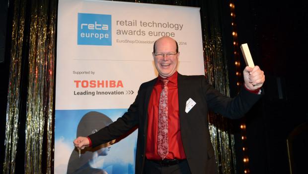 Jörg Panthöfer, reta-Award