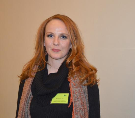 Die 29-jährige Katharina Ley verstärkt die Frauenpower im VDG-Vorstand.