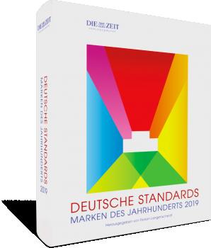 """Das aktuelle Buch zur """"Marke des Jahrhunderts 2019"""". Inzwischen herausgegeben Tempus Corporate GmbH, einem Unternehmen des Zeit Verlags."""