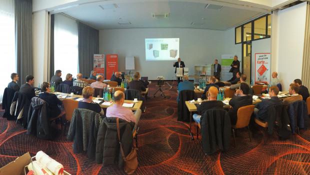 Die diesjährige Bauspezi-Frühjahrstagung fand in Kassel statt.