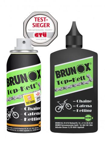 Brunox, Top-Kett, Kettenschmierung