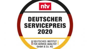 Obi und Hammer beim Deutschen Servicepreis dabei