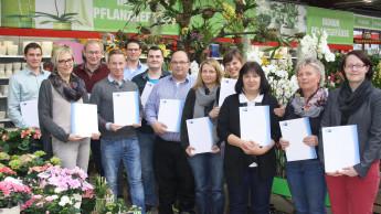 Qualifizierung für Gartencenterleiter der Hagebau stark nachgefragt
