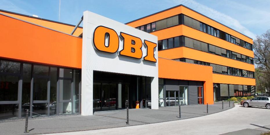 Die neue Obi-Zentrale in Wermelskirchen.