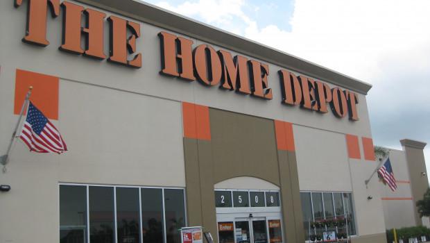 Home Depot ist die größte Baumarktkette der Welt.