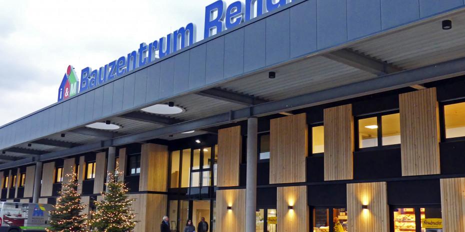Eurobaustoff, Rendler, Fassade