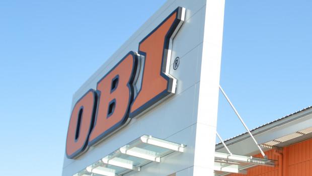 Marktführer Obi ist in der Analyse von Service Value auch in Sachen Kundenverbundenheit führend.
