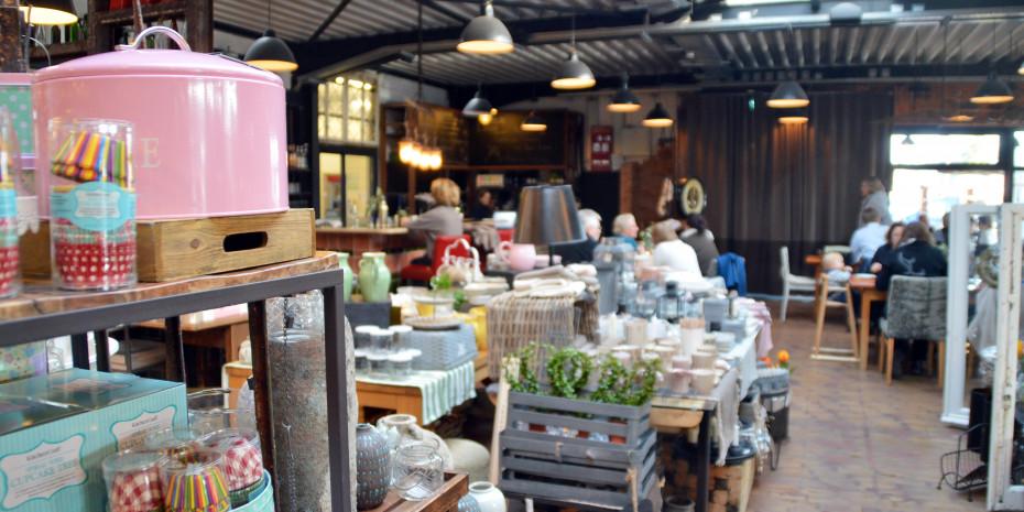 VDG-Storetour, Kostbar, Gourmet Berner, Weinstadt