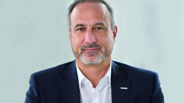 Dr. Eckard Kern ist Vorsitzender der Geschäftsführung der Eurobaustoff.