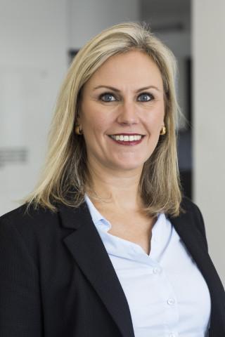 Kathrin Ritzer, Vice PresidentSales für Kontinentaleuropa.
