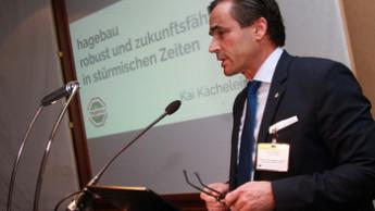Kächelein ist neuer Geschäftsführer bei der MHK Group AG