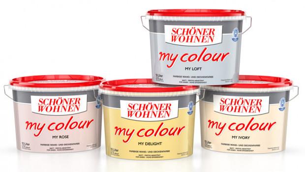 Schöner Wohnen-Farbe My Clour