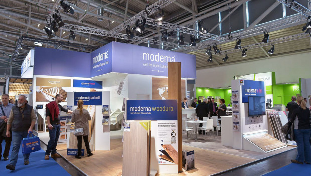 BHK, moderna woodura
