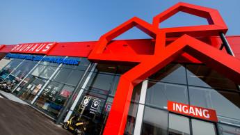 Bauhaus eröffnet vierten Standort in den Niederlanden