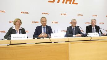 Stihl setzt weiter auf Benzin und gibt Gas bei Akku-Produkten