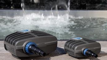 """Oase komplettiert Pumpen-Sortiment """"Aqua Max Eco"""""""