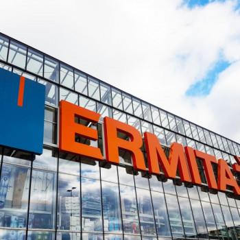 Ermitažas ist eine der größten Handelsketten für Dekoration, Gartenprodukte und Baumaterial in Litauen.