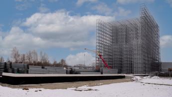 Einhell baut neues Logistikzentrum