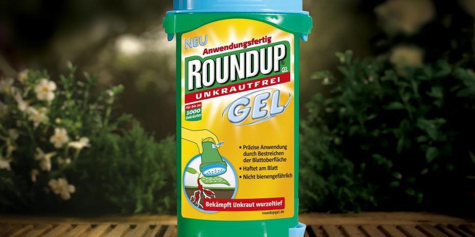Scotts Celaflor, Roundup Gel