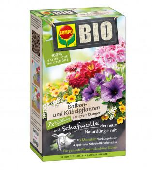 Compo, Bio Balkon- und Kübelpflanzen Langzeit-Dünger