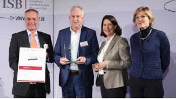 Ridder als attraktiver Arbeitgeber in Rheinland-Pfalz ausgezeichnet
