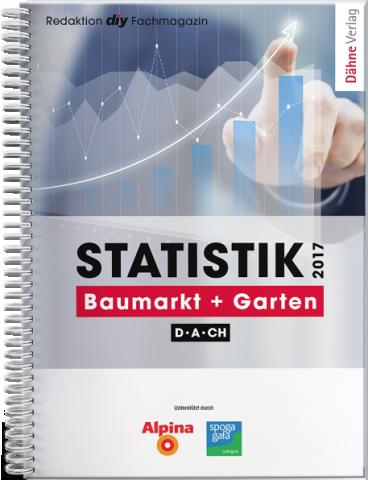 Zusätzliche Analysen und Hintergründe zur Gartenbranche liefert Ihnen die 132 Seiten starken Statistik Baumarkt + Garten.