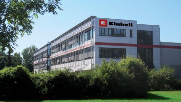 Der Einhell-Konzern hat seinen Hauptsitz in Landau an der Isar.