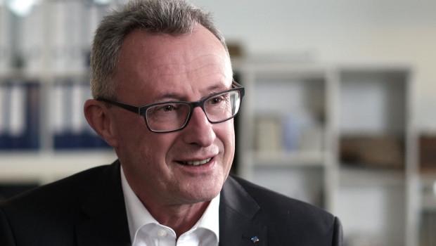 Der neue ZG-Aufsichtsratschef Thomas Geier ist Vorstandsmitglied der Volksbank Kraichgau.